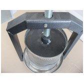 Rankinės nerūdijančio plieno sulčiaspaudės - presai FERMER SVR-02 (9 litrų)