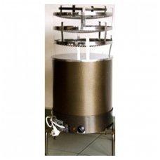 230V 800W kombinuota elektrinė karšto rūkymo rūkykla Elvin EKU