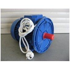 230V asinchroninis universalus variklis 1,1-1,7 kW Elikor-1 malūnui