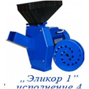 230V šakniavaisių/stiebelinių augalų smulkintuvas/grūdų malūnas ELIKOR 1 modelis-4
