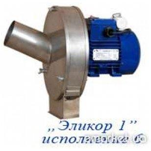 230V vaisių,uogų,daržovių smulkintuvas ELIKOR-1 modelis-6 (210 kg/val)