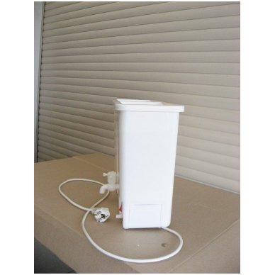 230V bakelis 17 litrų, su termoreguliatoriumi 3