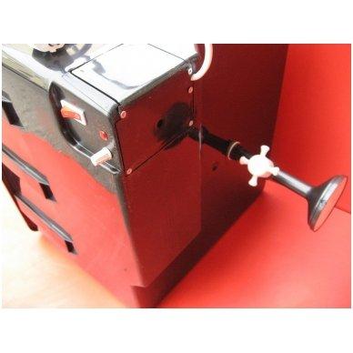 230V bakelis su termoreguliatoriumi (55 litrai) lauko dušui 4