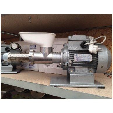 230V elektrinis universalus (vynuogių) presas - sulčiaspaudė ELIKOR TŠM-2