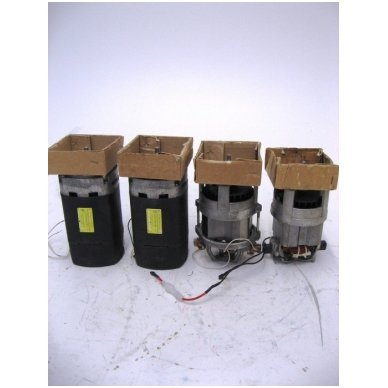 230V kolektorinis universalus variklis 0,8 kW (FERMER) DK-105-370 geležinis  2