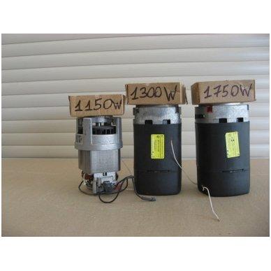 230V kolektorinis universalus variklis 0,8 kW (FERMER) DK-105-370 geležinis  4