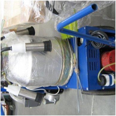 230V melžimo aparatas FERMER AD-02 (vientisa guma) 11