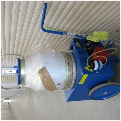 230V melžimo aparatas FERMER AD-02 (vientisa guma) 13