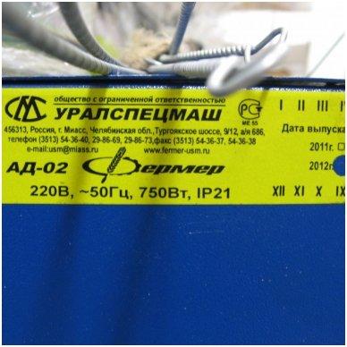 230V melžimo aparatas FERMER AD-02 (vientisa guma) 7