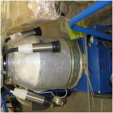 230V melžimo aparatas FERMER AD-02 (vientisa guma) 9