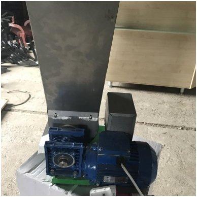 400V 1kW sraigtinė sulčiaspaudė SSh-1 (pusiau pramoninė) 2
