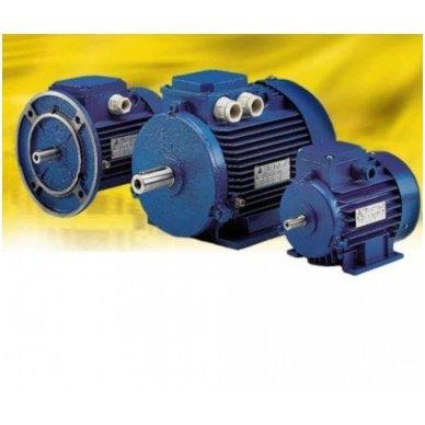 400V asinchroninis universalus variklis 5,5-7,2 kW Elikor-4 malūnui
