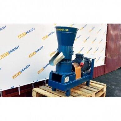 ARTMASH Kuro granulių granuliatorius 11 kW, 1000 aps./min 2