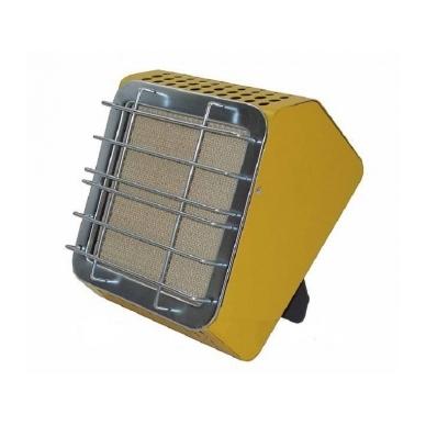 Autonominis infraraudonujų spindulių dujinis šildytuvas SOLIAROGAZ IG 2000 2,3 kW