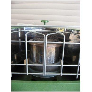 Autonominis šildytuvas SOLIAROGAZ 1,8 kW 5