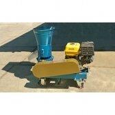 Benzininis pašarų granuliatorius 16 AG