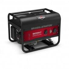 Benzininis generatorius Briggs & Stratton Sprint 2200A