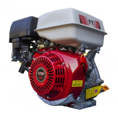 Benzininis Variklis  188 TT 13Ag 6
