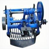 Bulviakasė - kasamasis įrenginys (kasamoji) motoblokam diržine pavara