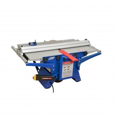 Daugiafunkcinės medienos apdirbimo staklės Belmash SDM-2500 (trijų peilių velenas)