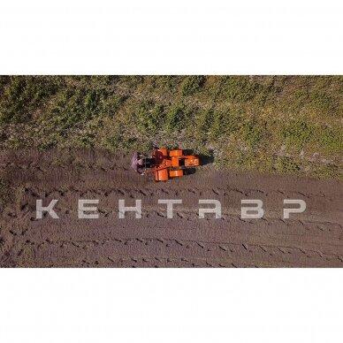 Dyzelinis motoblokas KENTAVR 8AG SU EL STARTERIU (aušinamas vandeniu, 250 kg) +3 DOVANOS 8