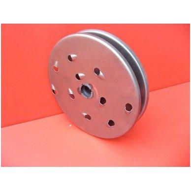 ELIKOR-1 modelio-1, 4, 7, 8 šakniavaisių smulkintuvo diskas-tarka (freza, stambi) 2