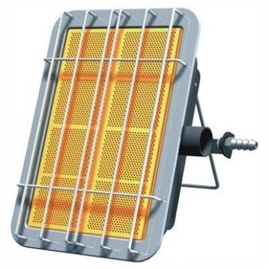 Infraraudonujų spindulių dujinis šildytuvas 2,9 kW