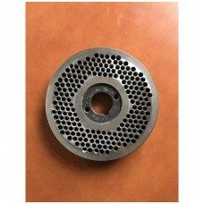 400V 11kW universalaus: biokuro/pašarų granuliatoriaus ELMOTOR dvipusė matrica