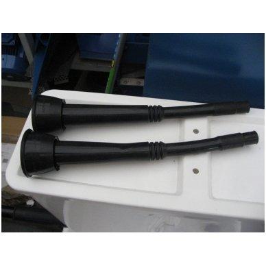 Melžiklis (čiulptuvas) FERMER AD melžimo aparatui (vientisa guma) 2