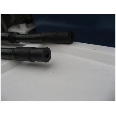 Melžiklis (čiulptuvas) FERMER AD melžimo aparatui (vientisa guma) 3