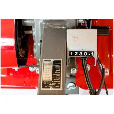 Benzininis motoblokas WEIMA WM900M-3 285N-6 5