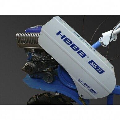 NEVA MB-23-(МХ300) PRO su 12Ag benzininiu varikliu YAMAHA 3