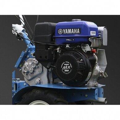 NEVA MB-23-(МХ300) PRO su 12Ag benzininiu varikliu YAMAHA 2