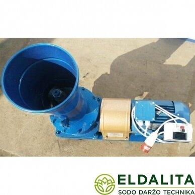 Pašarų granuliatorius 380V, 5,5 kW 5