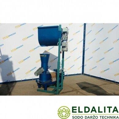 Pašarų granuliatorius 380V, 5,5 kW 2