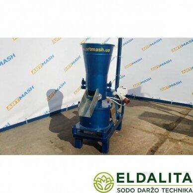 Pašarų granuliatorius 380V, 5,5 kW 3