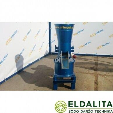 Pašarų granuliatorius 380V, 5,5 kW 6