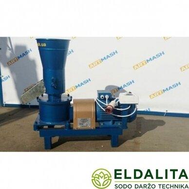 Pašarų granuliatorius 380V, 5,5 kW
