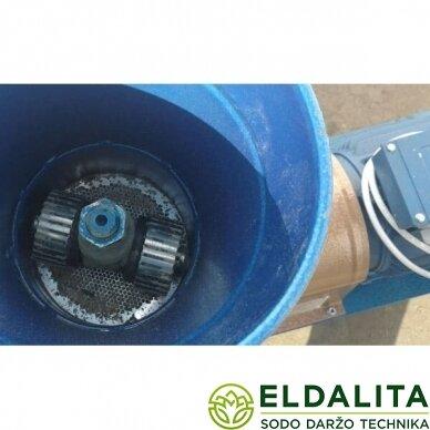 Pašarų granuliatorius 380V, 5,5 kW 4