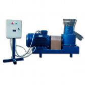 Pjuvenų granuliatorius 22 kW, 750 aps./min