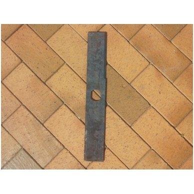 Šieno ir šiaudų smulkintuvo KR-02 smulkintuvo peilis (dvipusis, ilgas) 3