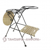 Staliukas - stovas saulutė